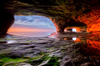 Lake Superior Sea Cave