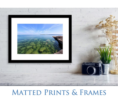 Prints and Frames ad