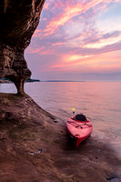 Lake Superior Kayaking