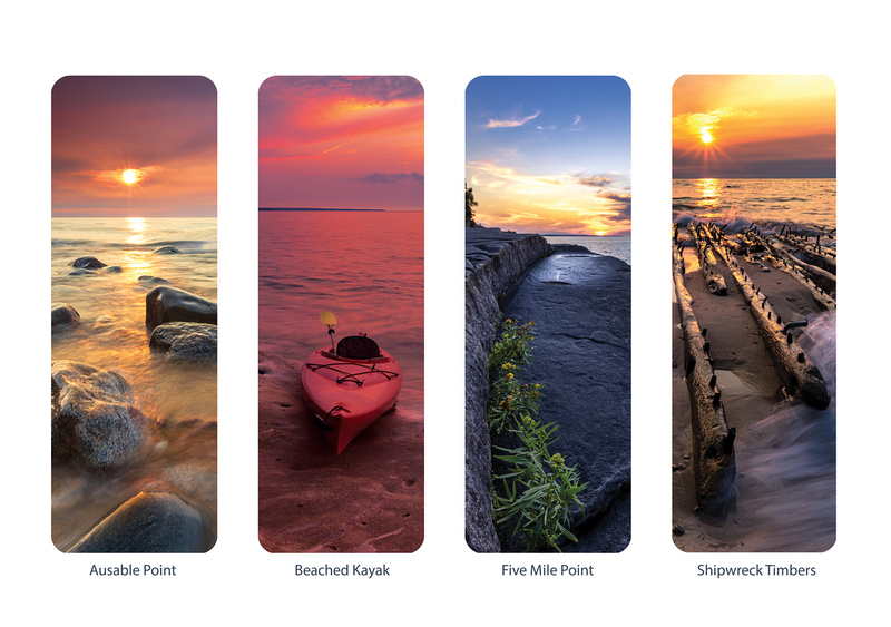 Superior Sunset Series I Ad Layout w Titles