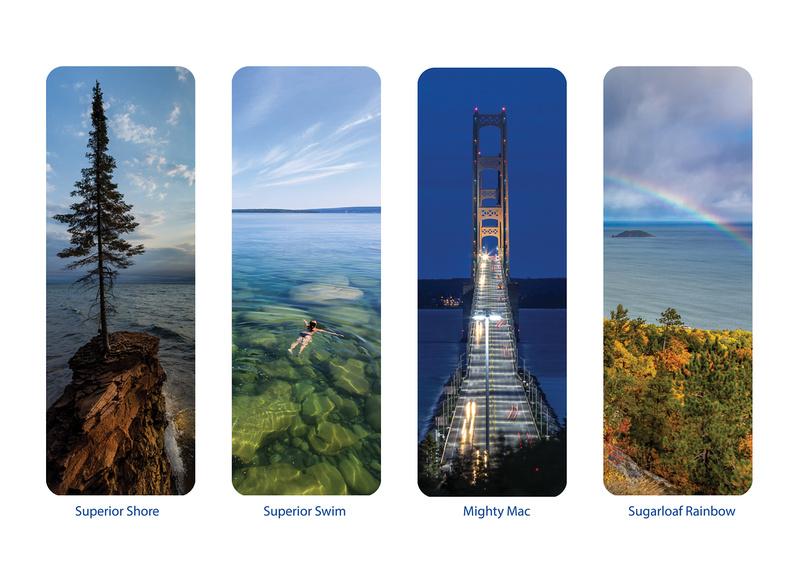 Upper Peninsula Series I w Titles