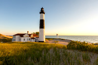 Big Sable Point Lighthouse - Golden Hour