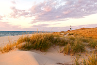 Autumn Breezes on Big Sable Beach