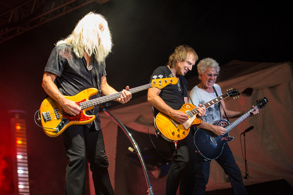 REO Speedwagon in Concert