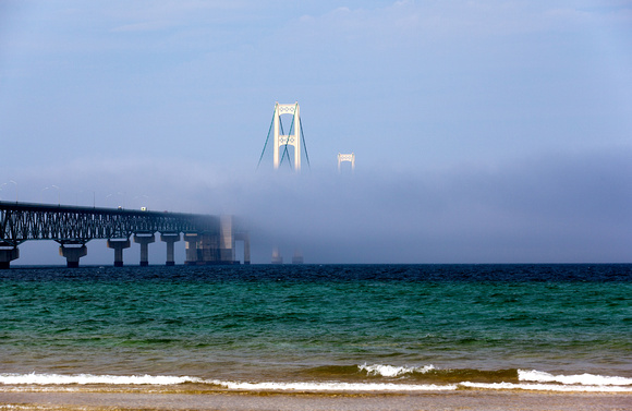 Mackinac Bridge #4