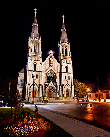 St. Stan's Catholic Church - Bay City Michigan