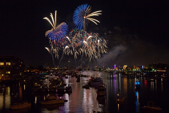 2012 Bay City Fireworks 11