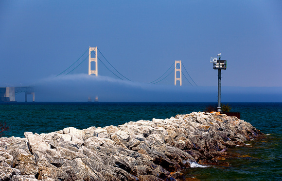 Mackinac Bridge #6