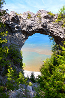 Arch Rock - Mackinac Island
