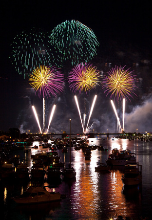 2012 Bay City Fireworks 12