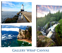 Canvas Wrap web Home Page