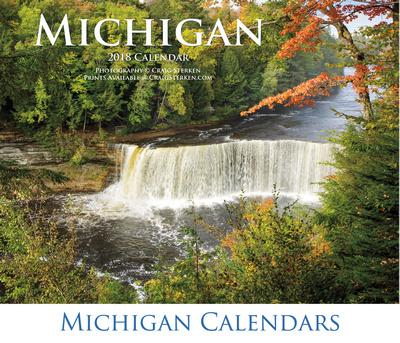 Michigan Calendar Ad