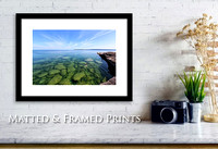 Mat Frame and Prints